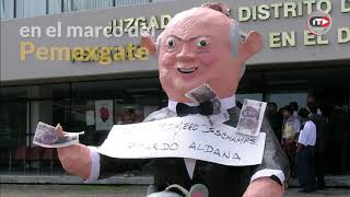 La disidencia empuja por varios frentes (legales, incluso) para derrocar a Romero Deschamps