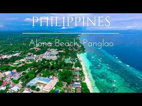 Exploring Bohol Alona Beach Panglao Philippines 2017  | Vlog 48