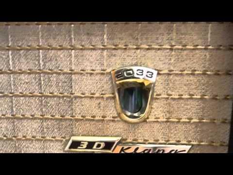 Mi radio marca Grundig, 2033W/56 3D Klang, funcionando.