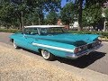 Chevrolet Impala Flattop Hardtop Sedan 1960