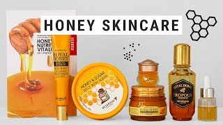 HONEY / PROPOLIS / ROYAL JELLY SKINCARE - what's worth it, what's not?
