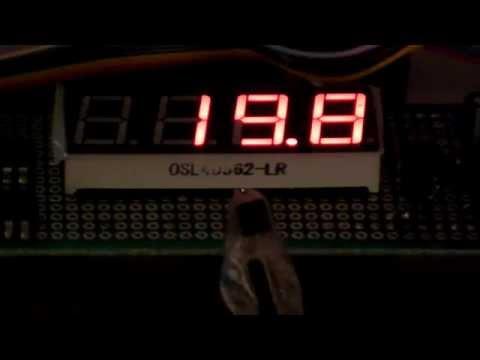 温度センサーIC AD592