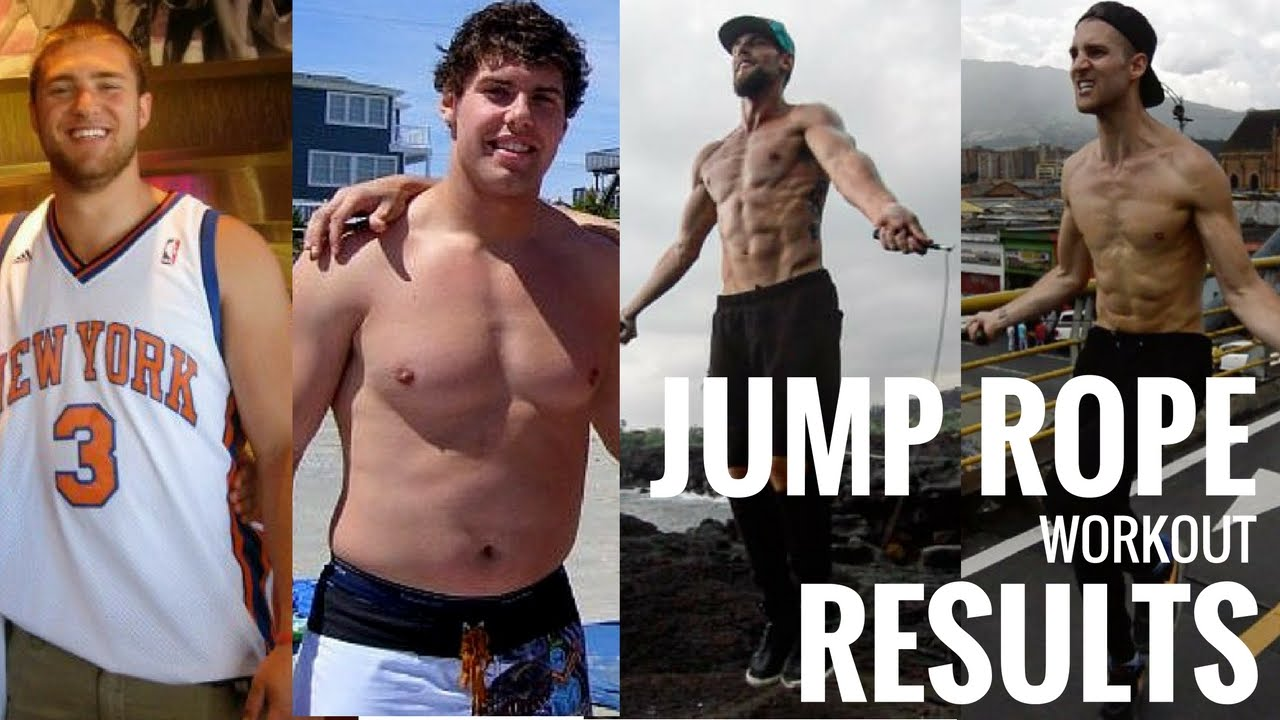 Jump Rope Workout Results Youtube