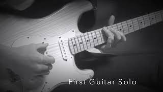 """Dire Straits """" Sultans Of Swing """" First Solo Guitar Cover"""