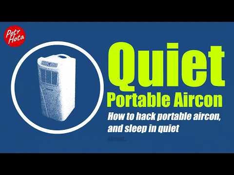 Portable Air Conditioner Hack AirCon