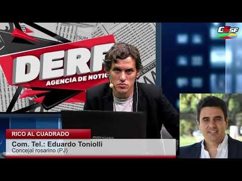 Toniolli: Hubo un acuerdo para desfavorecer al peronismo