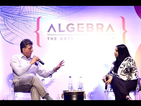 Power and Provocation - Manish Tewari @Algebra