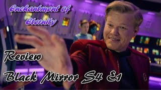 Black Mirror Season 4 Episode 1 USS Callister Review
