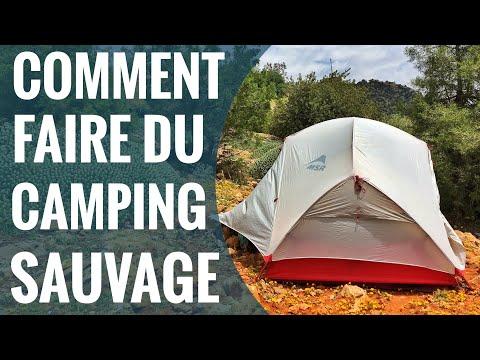 UN AN DE CAMPING SAUVAGE SANS PAYER D'AMENDE, COMMENT FAIRE ?