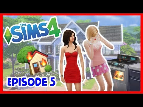 Pop Sims - TAYLOR SWIFT HOUSE FIRE?!?!