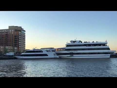 NJ prom boat crash — fender bender ruins Weehawken prom
