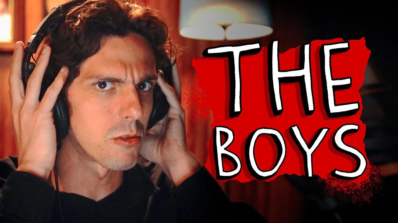 THE BOYS: TRAILER BRASILEIRO