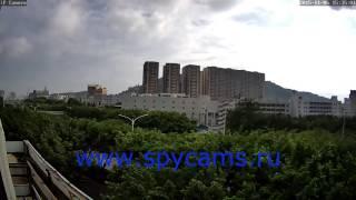 Демонстрация записи с IP-камеры 1080p