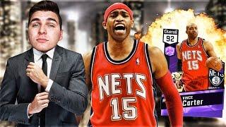 BEST CARD IN THE GAME! VINCE CARTER DEBUT! NBA 2K17 MYTEAM