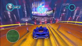 Sonic & All Stars Racing Transformed: Race of Ages [1080 HD]