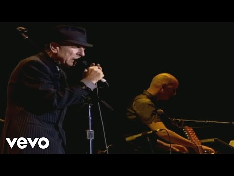 Leonard Cohen - Anthem (Live in London)