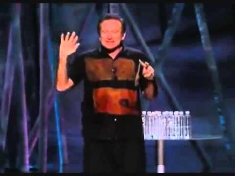 Robin Williams Live on Broadway   Biblical History (2002)