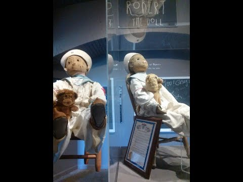 """Robert"" The Haunted Doll- Custom Made Exact Mirrored Replica Clone"