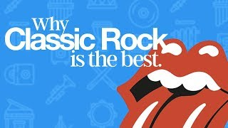 Good What is Classic Rock? Alternatives