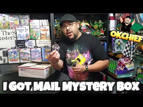 I Got Mail EP. 137 Awesome Mystery Package From Eric Roth - Okchief
