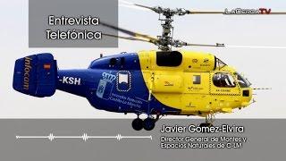 Entrevista a Javier Gómez-Elvira, director general de Montes y Espacios Naturales de C-LM
