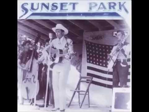 Hank Williams - Long Gone Lonesome Blues (Live At Sunset Park)