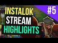 Instalok Stream Highlights #5 (League of Legends)
