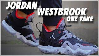 Jordan Westbrook One Take