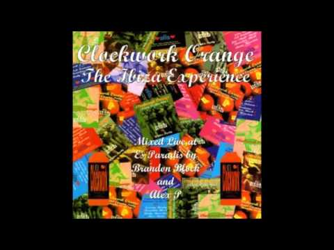 Clockwork orange - The Ibiza experience