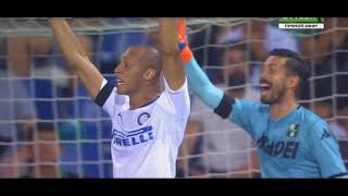 Download Video Sassuolo vs Inter Milan 1-0 - All Goals & Extended Highlights - Serie A 2018 MP3 3GP MP4