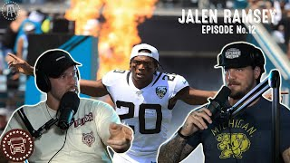 Bussin With The Boys #012 | Jalen Ramsey