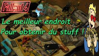 Fallout 4 Le meilleur endroit pour obtenir du stuff l gendaire Armes, armures, munitions,etc
