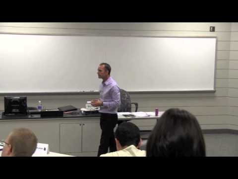 University of Louisville MBA Lecture on Leadership