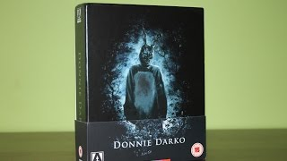 Donnie Darko - Arrow UK Remastered Limited Edition Blu-Ray Unboxing