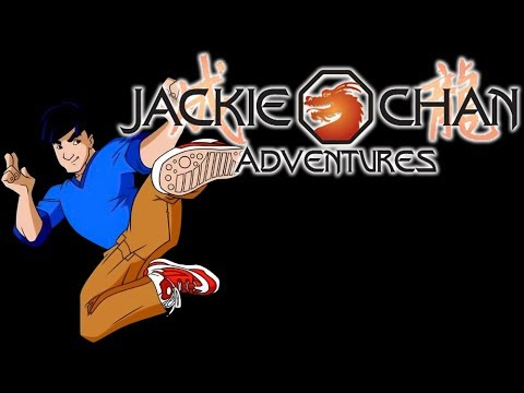 Jackie Chan Adventure Opening All 1-5 Intro Theme