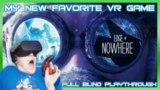 The FIRST Horror Game to EVER Scare Me! | Edge of Nowhere (VR) | Full Blind Playthrough