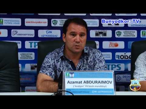 Azamat abduraimov