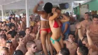 Banana beach bar Skiathos Ta kalutera mono edw!!!!