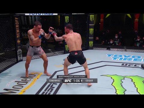 UFC Vegas 7: Munhoz vs. Edgar / UFC Вегас 7 – Highlights