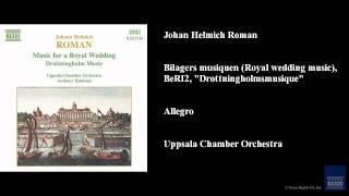Drottningholmsmusique: VII. Andante