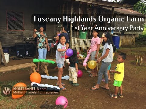 Tuscany Highlands Farm First Year Anniversary