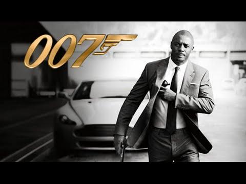 "Author of James Bond Book Claim Idris Elba is ""Too Street"" for James Bond Role."