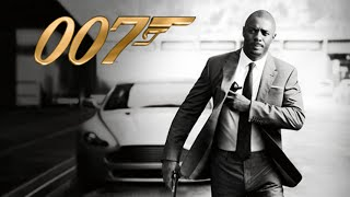 "Author of James Bond Book Claim Idris Elba is ""Too Street"" for James Bond Role."