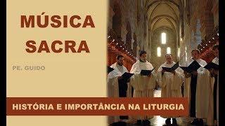 """Santo Agostinho tem uma máxima na qual diz que """"quem canta, reza du..."""