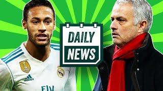 Neymar allowed to leave PSG, Mourinho signs, Giroud to BVB ► Onefootball Daily News