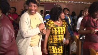 Tema Youth Choir and Good shepherd Methodist Church in Worcester for upload 12
