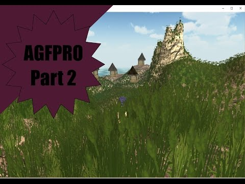 AGFPRO Making your own game! #2 |