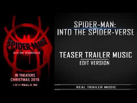 Spider-Man: Into the Spider-Vers Trailer Music | Trailer Edit Version