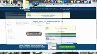 How to get Angry Birds on PC (Windows 7, Xp, Vista & Mac) FREE