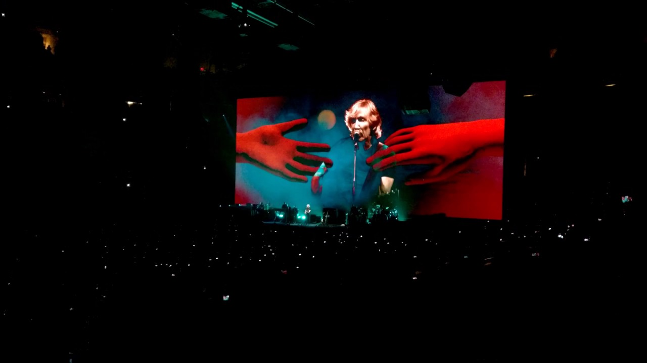 Roger Waters Tour Dallas